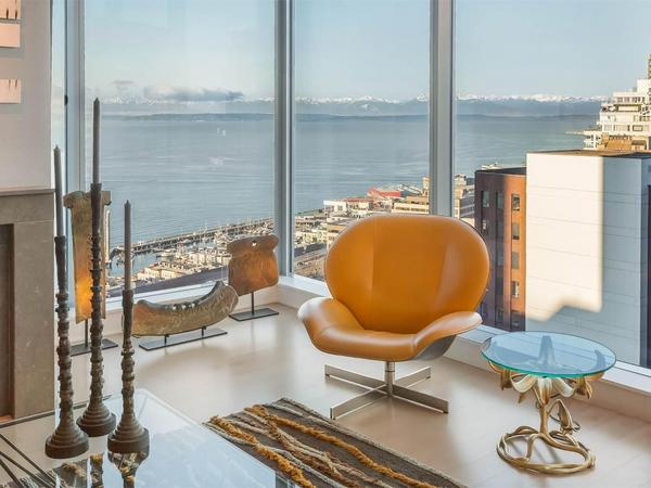 Spectacular Residence In The Pike Place Market