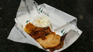 Churchill Downs shows off its new food offerings (PHOTOS)