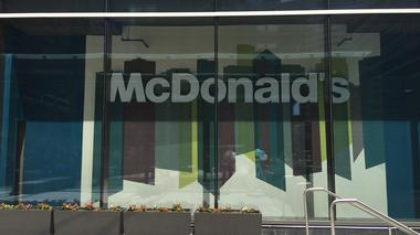 Are you excited about McDonald's return to Rosslyn?