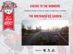 Rostraver Ice Garden scores Hockeyville USA championship