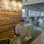 Wide-open spaces, downtown views: Check out SoftServe's new sky-high Austin office