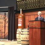 Old Forester launching new bourbon as tie-in to major motion picture