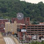 South Side clock building available for lease