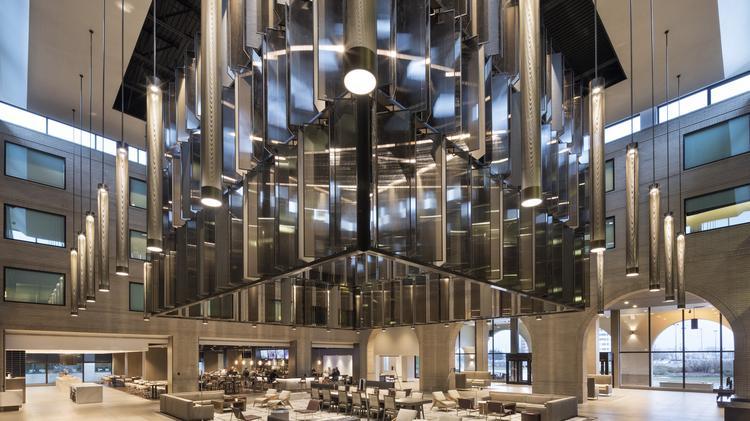 Hyatt Regency Schaumburg Completes First Phase Of 15