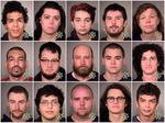25 arrested as Portland police deem May Day incidents a 'riot'
