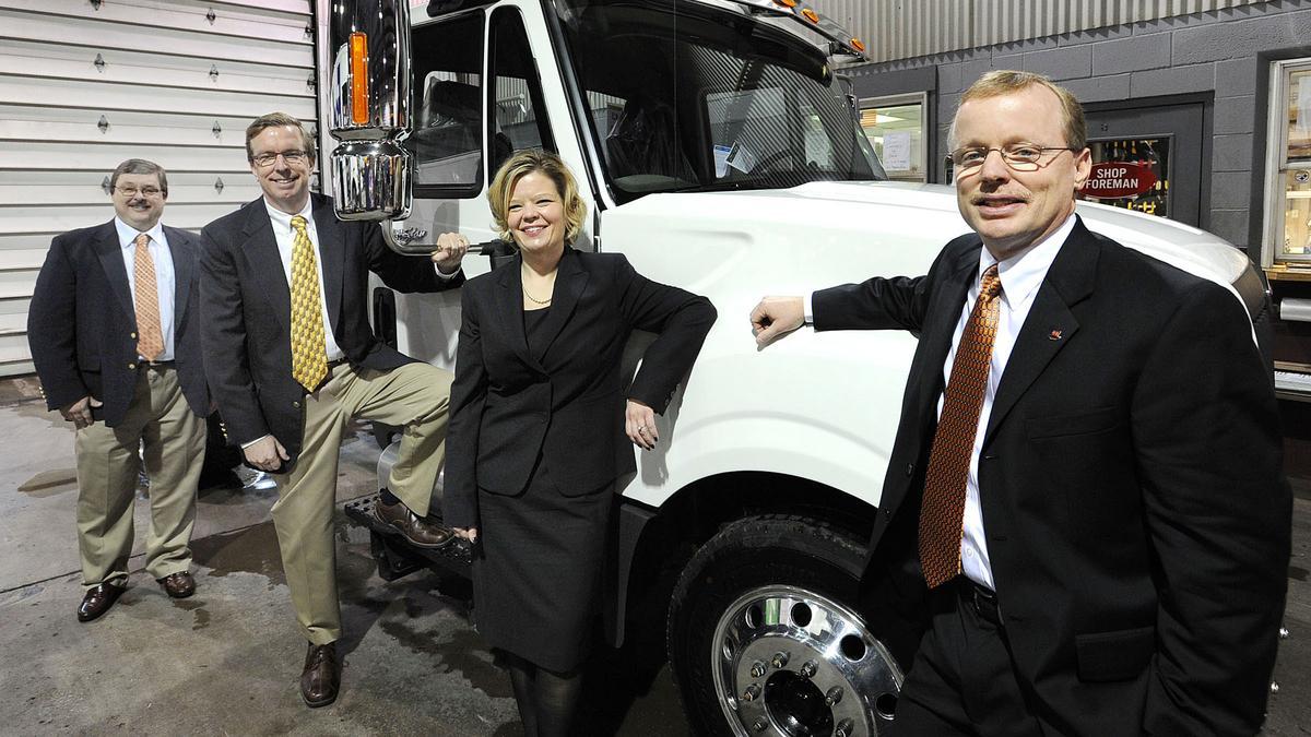 Family Business Award Winner: Hunter Truck Sales & Service ...