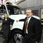 Family Business Award Winner: <strong>Hunter</strong> Truck Sales & Service