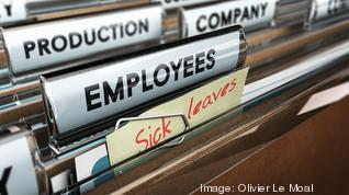 How concerned are you about the petition to place a referendum on the city ballot mandating that local employers provide paid sick leave?