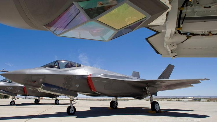 Lockheed Martin, The Multinational Aerospace And Defense Giant, Makes A  Targeting System For The