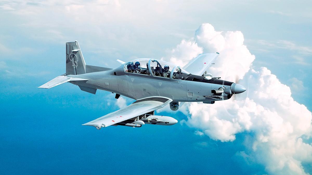 Wichita-built Textron Aviation attack plane will continue in U S
