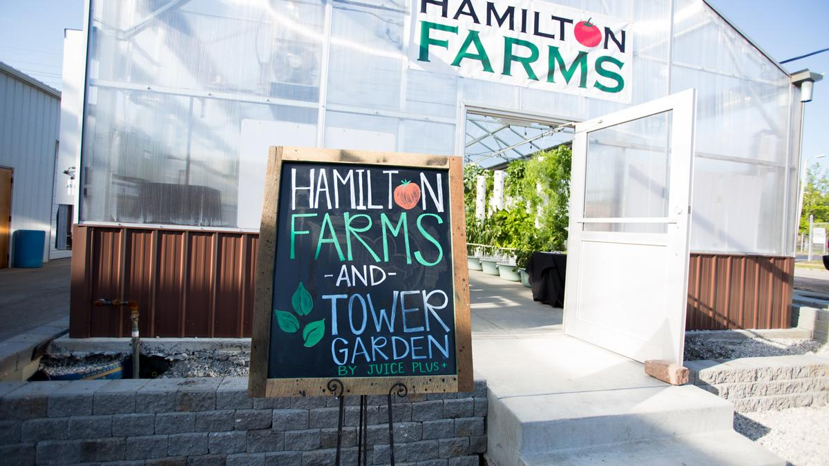 Hamiltons To Open 39 Tower To Table 39 Restaurant St Louis Business Journal