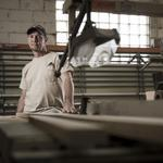 St. Louis Character: Rick Jensen takes aim at the woodworking craft