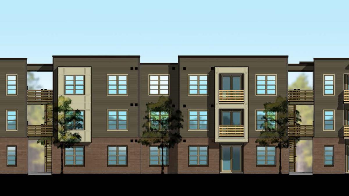 Hamilton Apartment Buildings