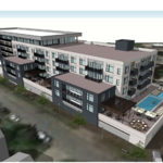 Modern-style condo mid-rise on the books for Dallas' White Rock Lake neighborhood