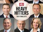HBJ names 2017 Heavy Hitters, the city's top commercial real estate brokers