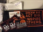 Nonprofit The Mars Generation partners with space-industry leaders to help promote interest in STEM careers and space exploration.