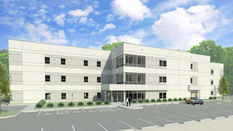 Old Vineyard Behavioral Health Services Close To Finishing 14 6