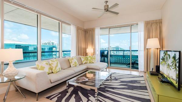 Luxury Rental at Allure Waikiki