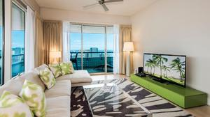 Luxury Rental at Allure Waikiki
