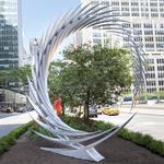 Calatrava sculpture will highlight major Wisconsin Avenue public art display