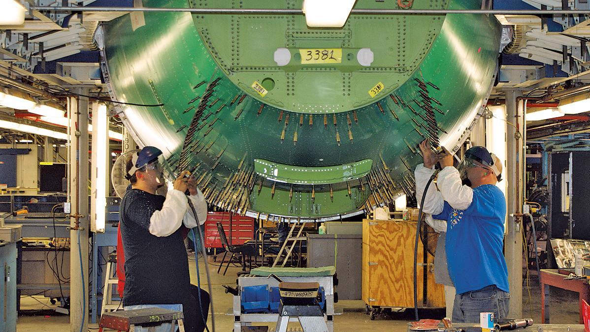 Osha Wichita S Spirit Aerosystems Inc Exposed Employees