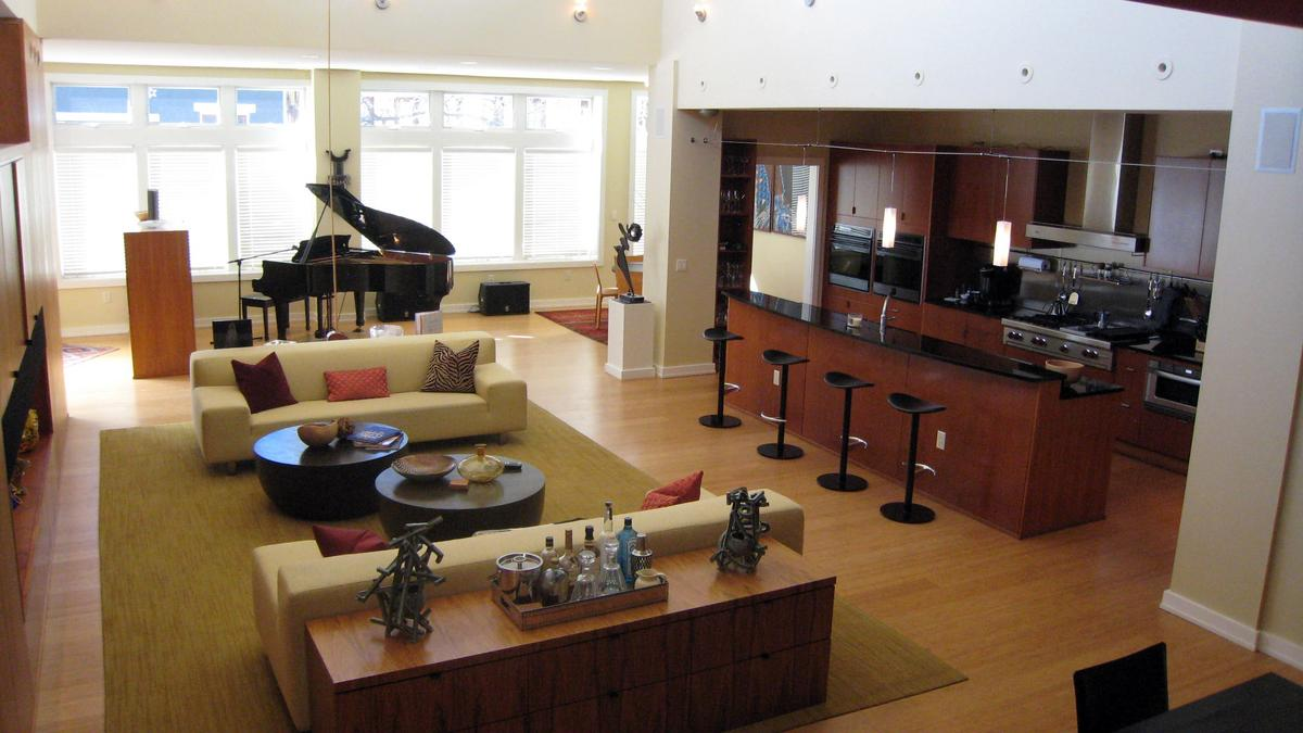 photos luxury home converted from oregon district bar for