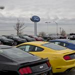 Does decline in car sales signal a slowing economy?