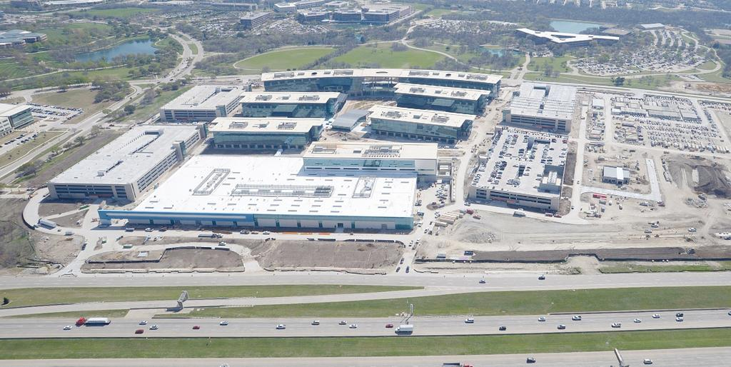 Toyota Of Plano >> Toyota To Soon Begin Moving Thousands Of Employees Into Its