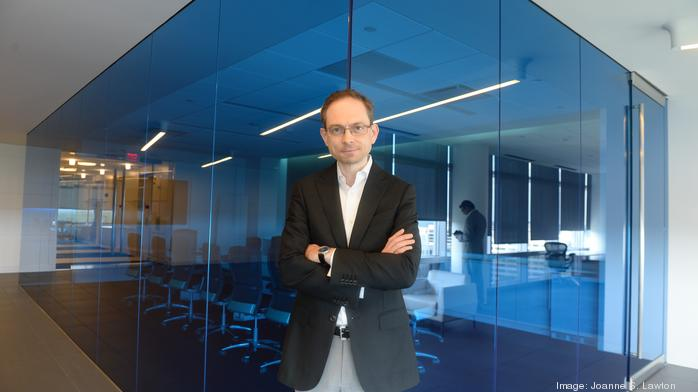 Appian CEO dreams of a consolidated headquarters in Virginia