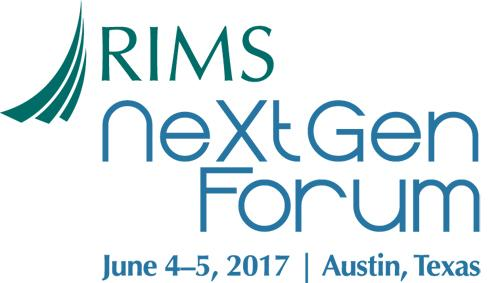 RIMS NextGen Forum