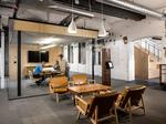 Cool Offices: Stahl Construction blends historic brick and mortar with modern steel and glass