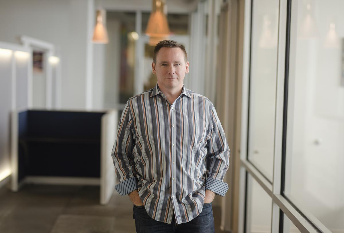 CEO: EyeVerify's new big vision is not only possible, but probable (Video) - Kansas City Business Journal