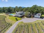 Home of the Day: Napa Farmhouse Estate and Vineyard