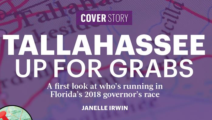 Tallahassee up for grabs: A first look at who's running in Florida's 2018 governor's race