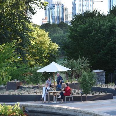 First look: Skyline Garden at Atlanta Botanical Garden (SLIDESHOW ...