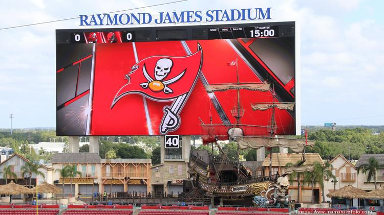 Tampa will host its fifth Super Bowl.