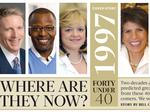 1997's Forty Under 40: Where are they now?
