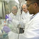 Pharma's holy grail: Bay State biotechs seek a drug for Alzheimer's