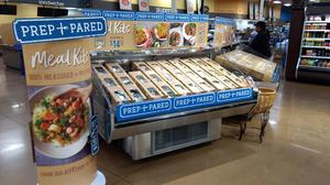 Hello Fresh mimics a key feature of Kroger meal kits