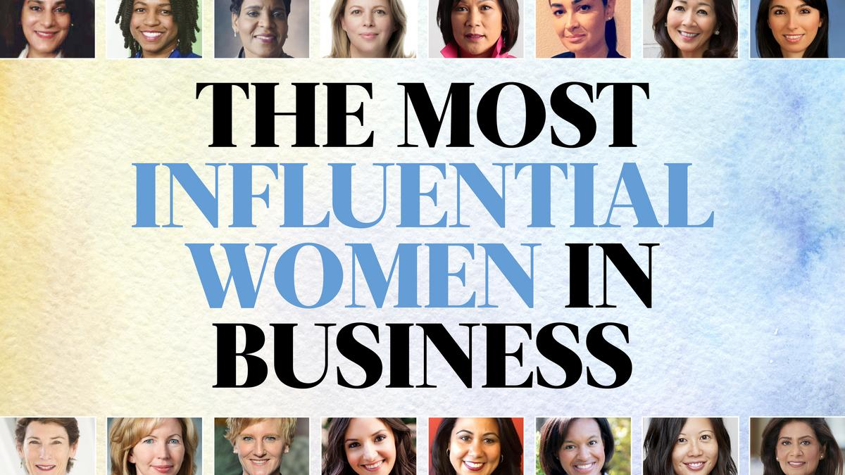 Meet 2017's Most Influential Women in Bay Area Business, including execs from the San Francisco Giants, Lyft, Chevron, Salesforce and Kleiner Perkins - San Francisco Business Times