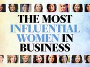 Most Influential Women in Bay Area Business 2017