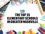 Ranking: The 25 best elementary schools in Greater Nashville