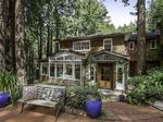 Home of the Day: Stunning Craftsman Retreat on 1.5+ acres Acres in the Heart of Mill Valley
