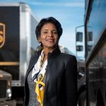 How this regional executive went from driving trucks to driving the business at UPS