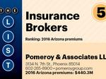 Top of the Phoenix Lists: Insurance Brokers