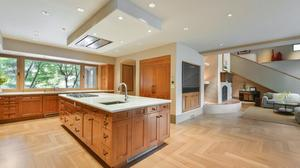 Two Magnificent Homes on Three Legal Parcels Create a Luxurious Estate in Lafayette