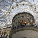 First look: Amazon's Spheres — part '<strong>Harry</strong> <strong>Potter</strong>,' part 'Lord of the Rings' —have a solid Portland connection (Photos)