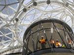 First look: Amazon's Spheres — part 'Harry Potter,' part 'Lord of the Rings' —have a solid Portland connection (Photos)
