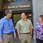 Bank of Hawaii, G70's close relationship