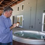 'Smart' pool startup lands major retail deal, shows off Palo Alto incubator where it was hatched